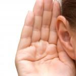 Tenemos dos orejas y una boca