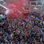 Los valores de las celebraciones futboleras