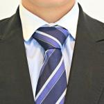 ¡Y tú! ¿Te pones corbata?