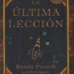 La última lección (libro)