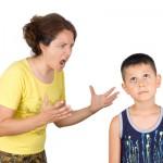 ¡Y tú! ¿Gritas o no gritas a los tuyos?